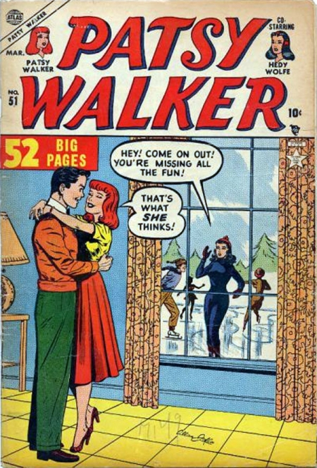 Patsy Walker 51 Cover Image