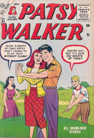 Patsy Walker 61 Cover Image