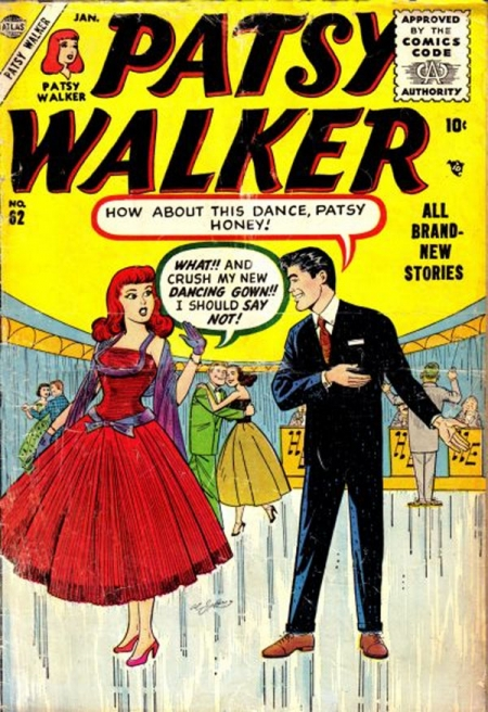 Patsy Walker 62 Cover Image