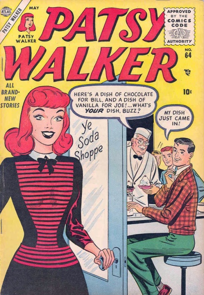 Patsy Walker 64 Cover Image