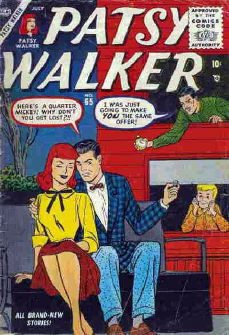 Patsy Walker 65 Cover Image