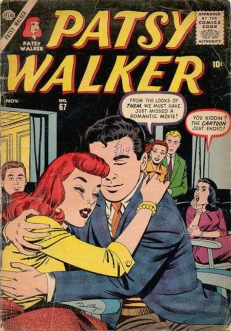 Patsy Walker 67 Cover Image