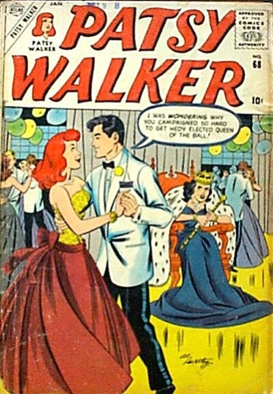 Patsy Walker 68 Cover Image