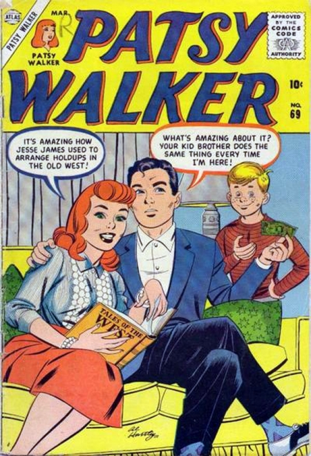 Patsy Walker 69 Cover Image