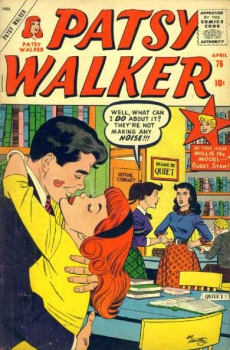 Patsy Walker 76 Cover Image
