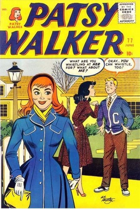 Patsy Walker 77 Cover Image