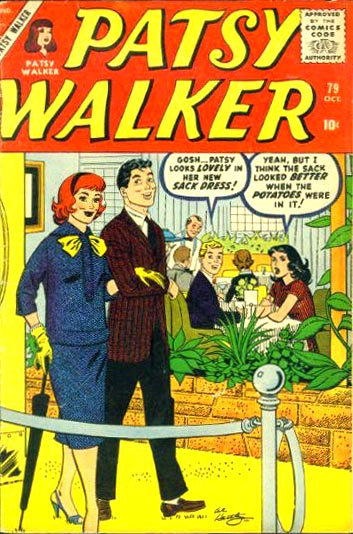 Patsy Walker 79 Cover Image