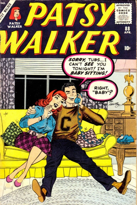 Patsy Walker 88 Cover Image