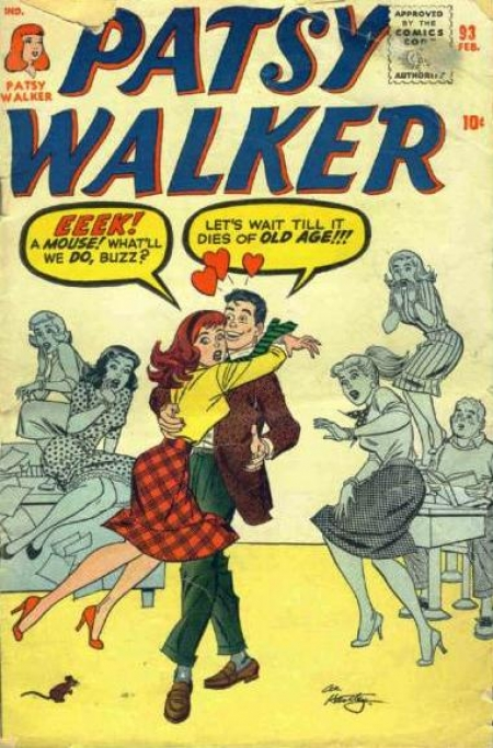 Patsy Walker 93 Cover Image