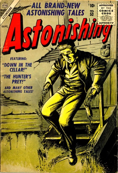 Astonishing 53 Cover Image