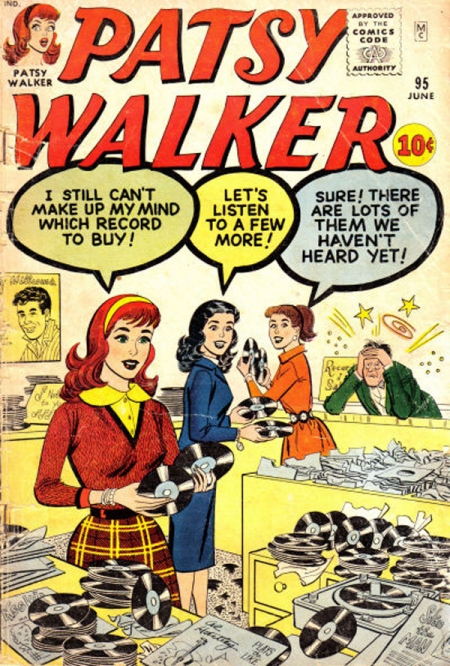 Patsy Walker 95 Cover Image