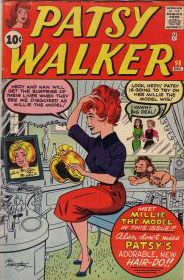 Patsy Walker 98 Cover Image