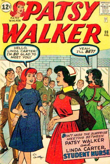 Patsy Walker 99 Cover Image