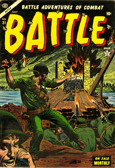 Battle 31 Cover Image