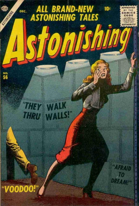 Astonishing 56 Cover Image