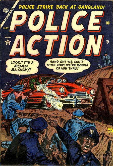 Police Action 3 Cover Image