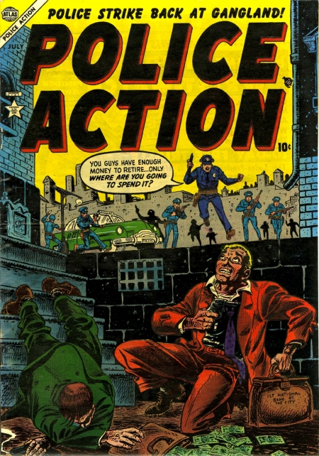Police Action 4 Cover Image
