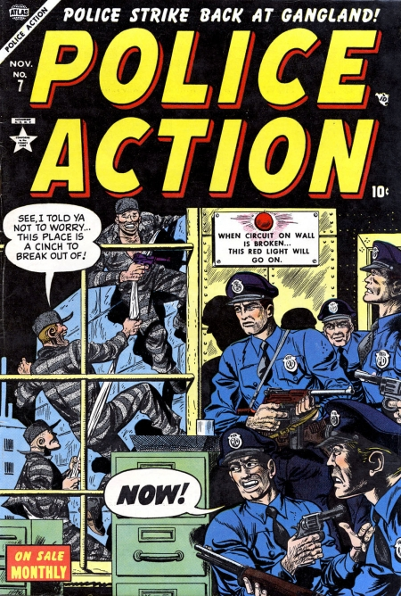 Police Action 7 Cover Image