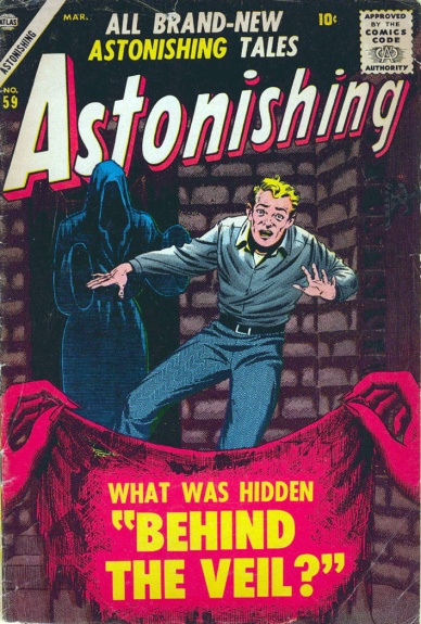 Astonishing 59 Cover Image