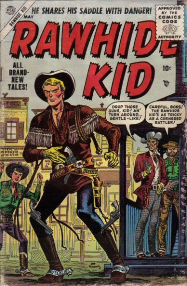 Rawhide Kid 2 Cover Image