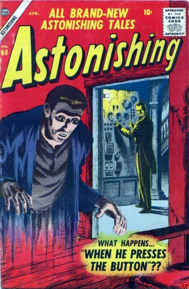 Astonishing 60 Cover Image