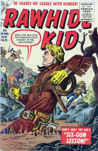 Rawhide Kid 6 Cover Image