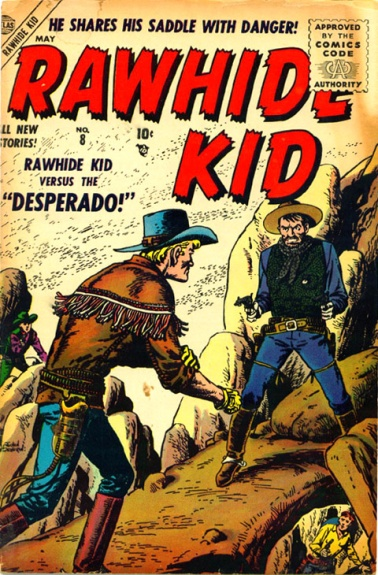 Rawhide Kid 8 Cover Image