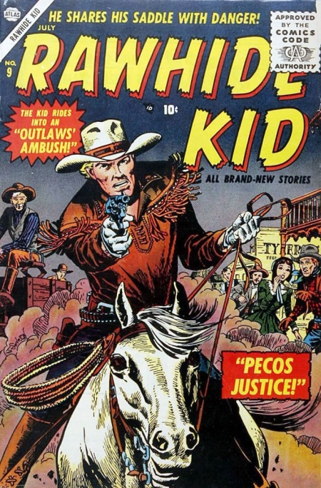 Rawhide Kid 9 Cover Image
