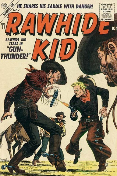 Rawhide Kid 11 Cover Image
