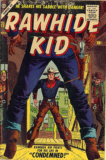 Rawhide Kid 13 Cover Image