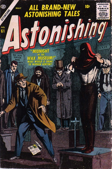 Astonishing 61 Cover Image