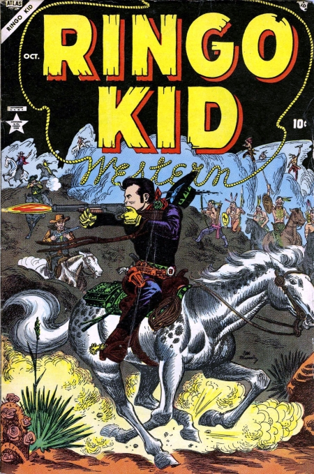 Ringo Kid 2 Cover Image