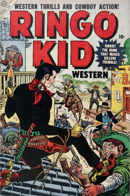 Ringo Kid 3 Cover Image