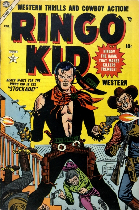 Ringo Kid 4 Cover Image