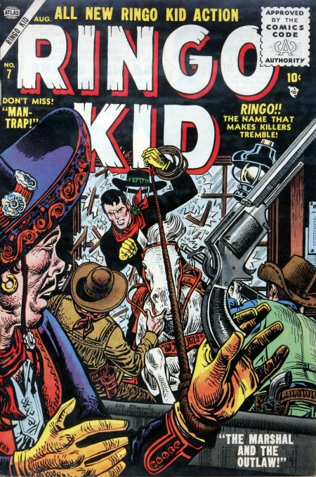 Ringo Kid 7 Cover Image