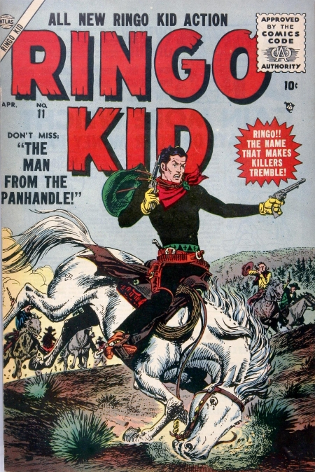 Ringo Kid 11 Cover Image