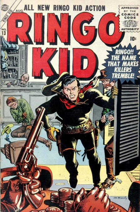 Ringo Kid 13 Cover Image