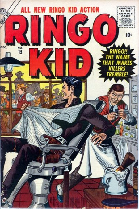 Ringo Kid 15 Cover Image