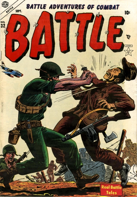 Battle 32 Cover Image