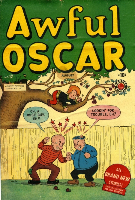 Awful Oscar 12 Cover Image