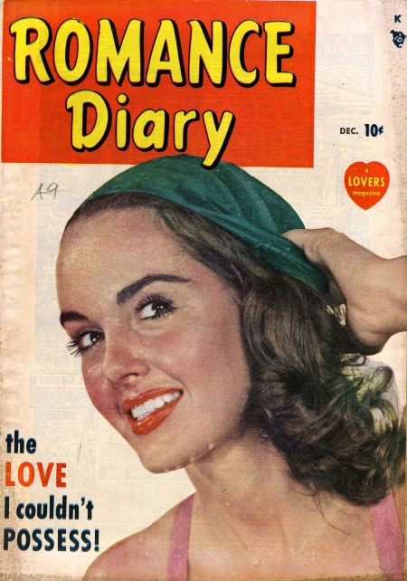 Romance Diary 1 Cover Image