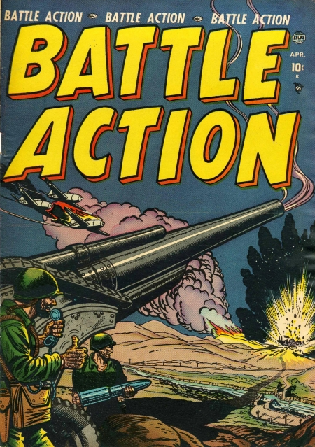 Battle Action 2 Cover Image