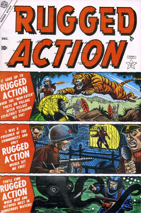 Rugged Action 1 Cover Image