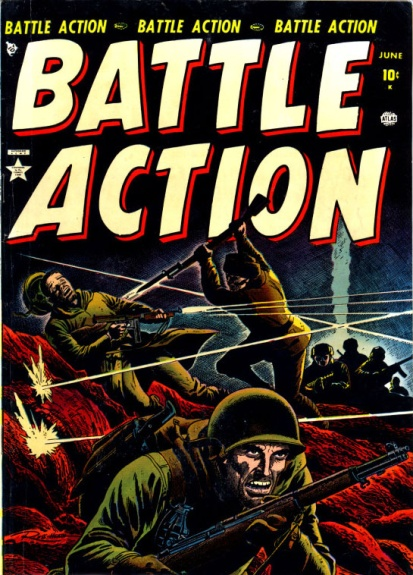 Battle Action 3 Cover Image