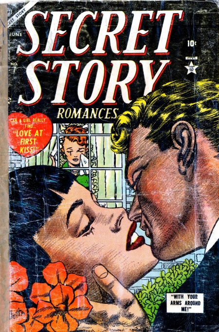 Secret Story Romances 7 Cover Image