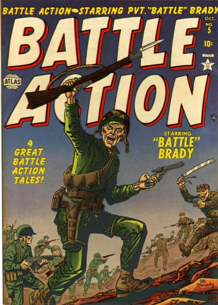 Battle Action 5 Cover Image