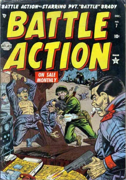 Battle Action 7 Cover Image
