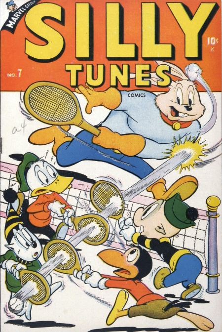 Silly Tunes 7 Cover Image