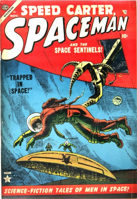 Spaceman 2 Cover Image