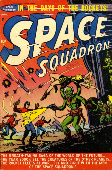 Space Squadron 2 Cover Image